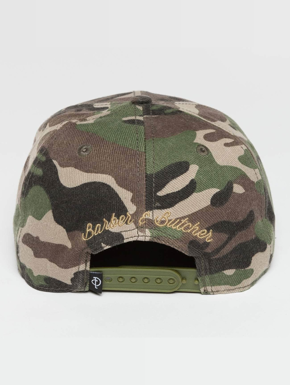 Distorted People Snapback Caps BB Blades camouflage