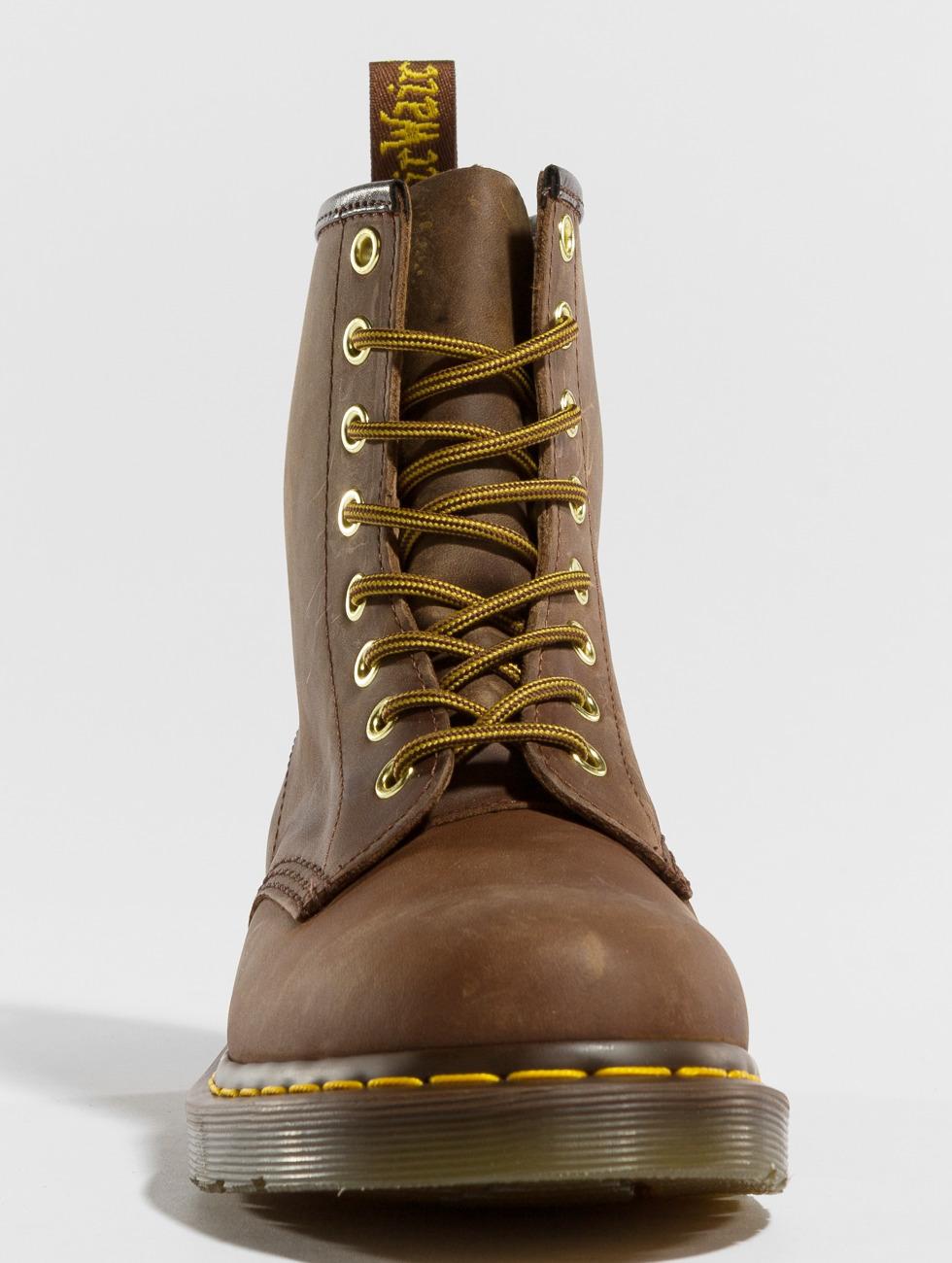 Dr. Martens schoen / Boots 1460 8-Eye Crazy Horse Aztec in bruin 497816 Goedkope Koop Groothandelsprijs Naar Goedkope Online Te Koop Winkelaanbod Goedkope Prijs Klaring Betaalbare WN0xV0