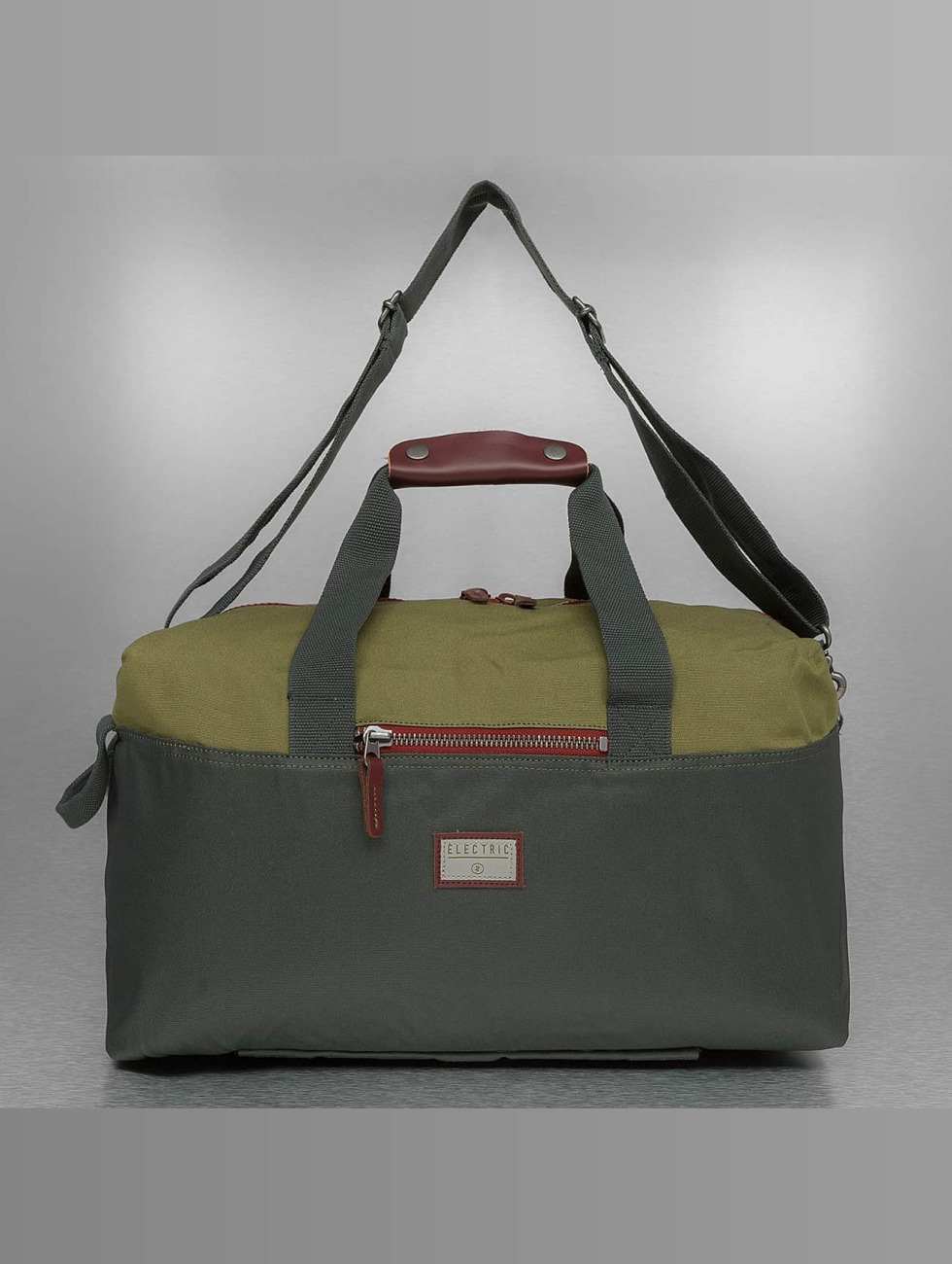 Electric Borsa DUFFEL nero
