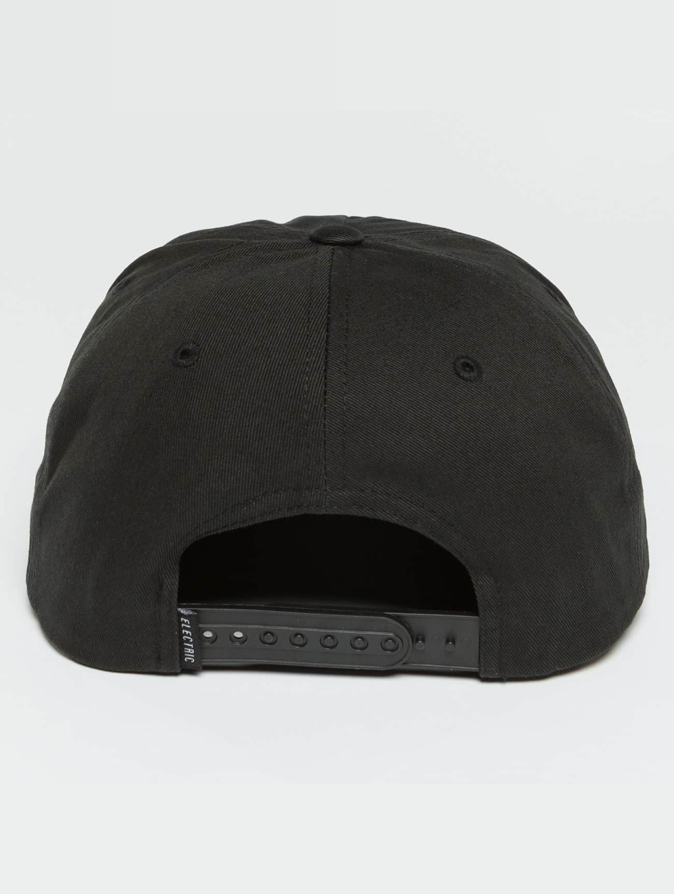 Electric Snapback Cap NEW UNIFORM nero