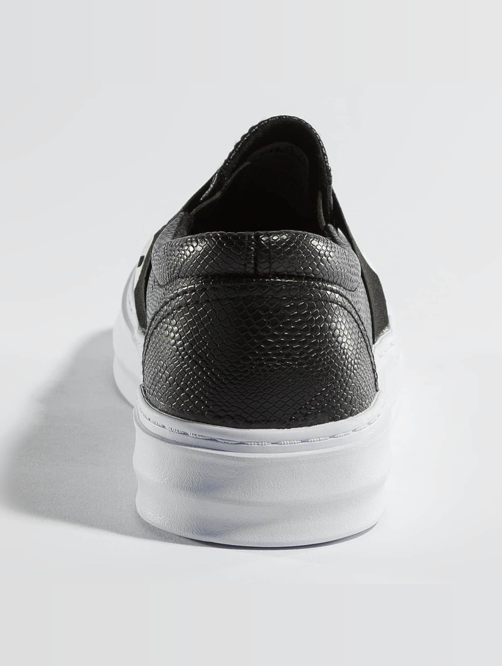 Ellesse Baskets Heritage Panforte Vulcanised noir