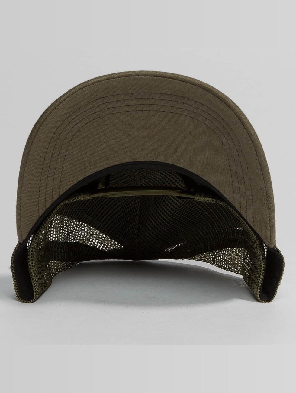 Ellesse Snapback Caps Heritage Falez oliwkowy