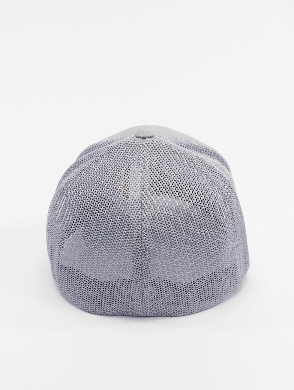 Flexfit Casquette Flex Fitted Mesh Cotton Twill argent