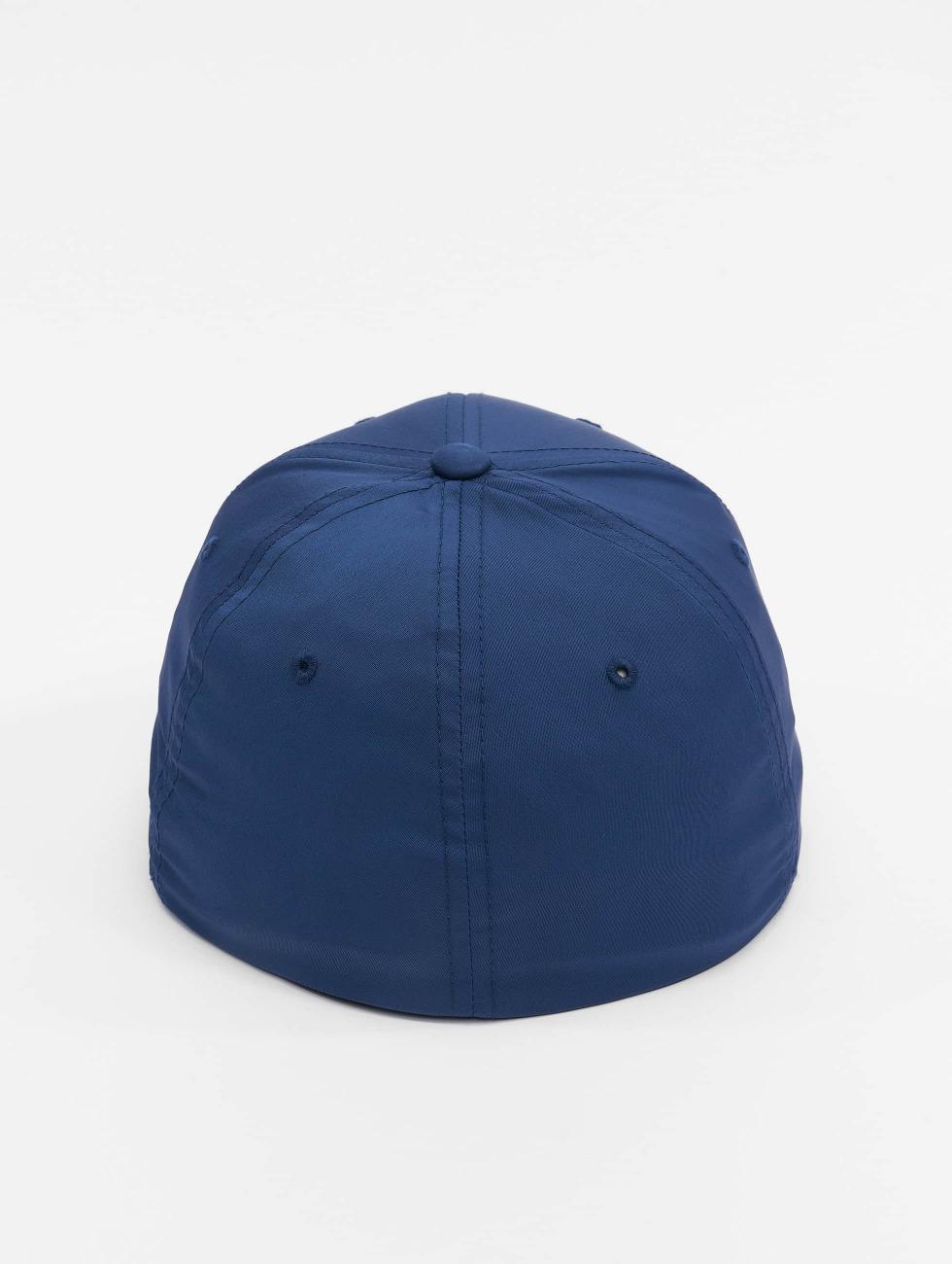 Flexfit Flexfitted Cap Tech blauw