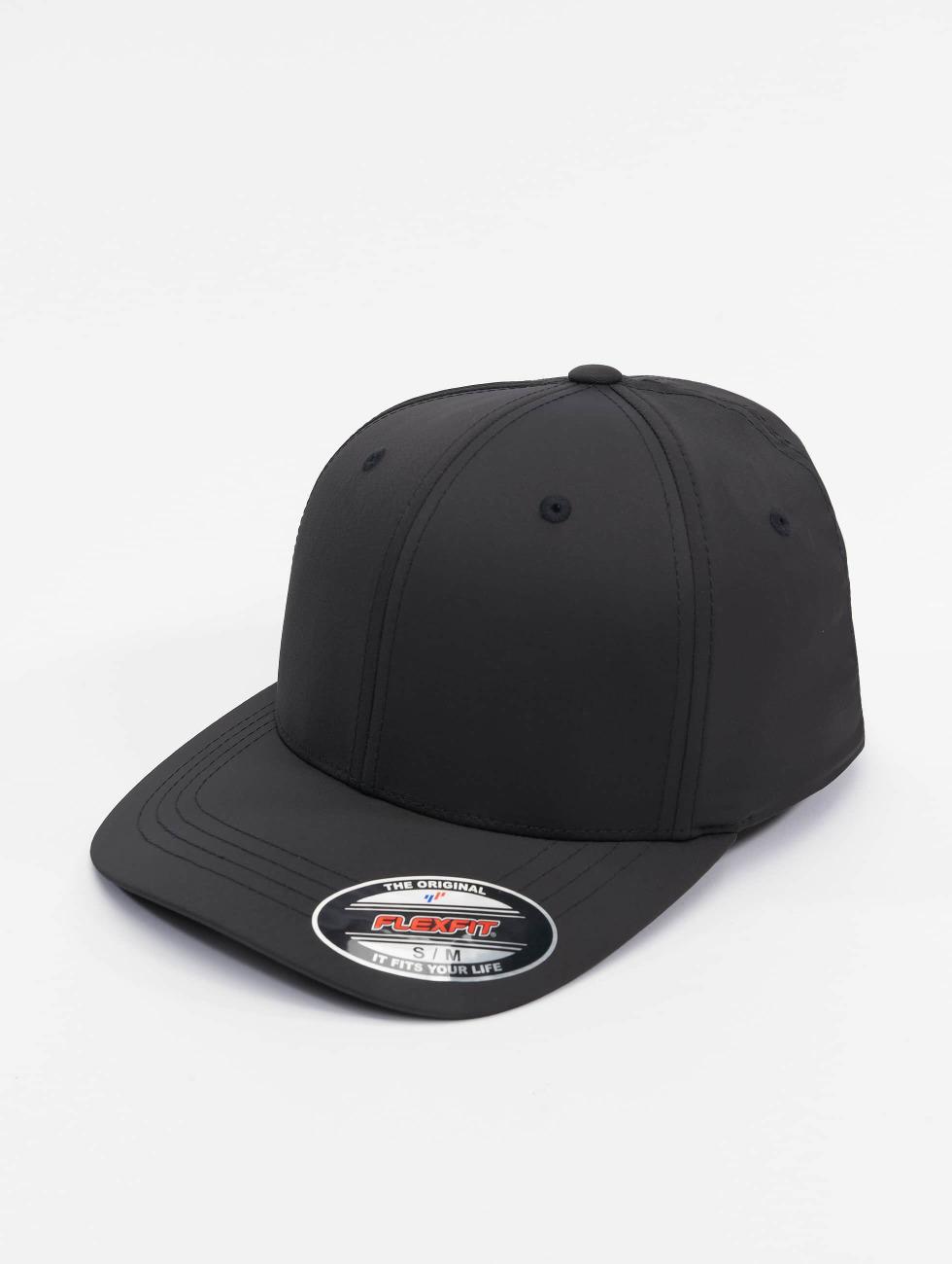 Flexfit Flexfitted Cap Tech czarny