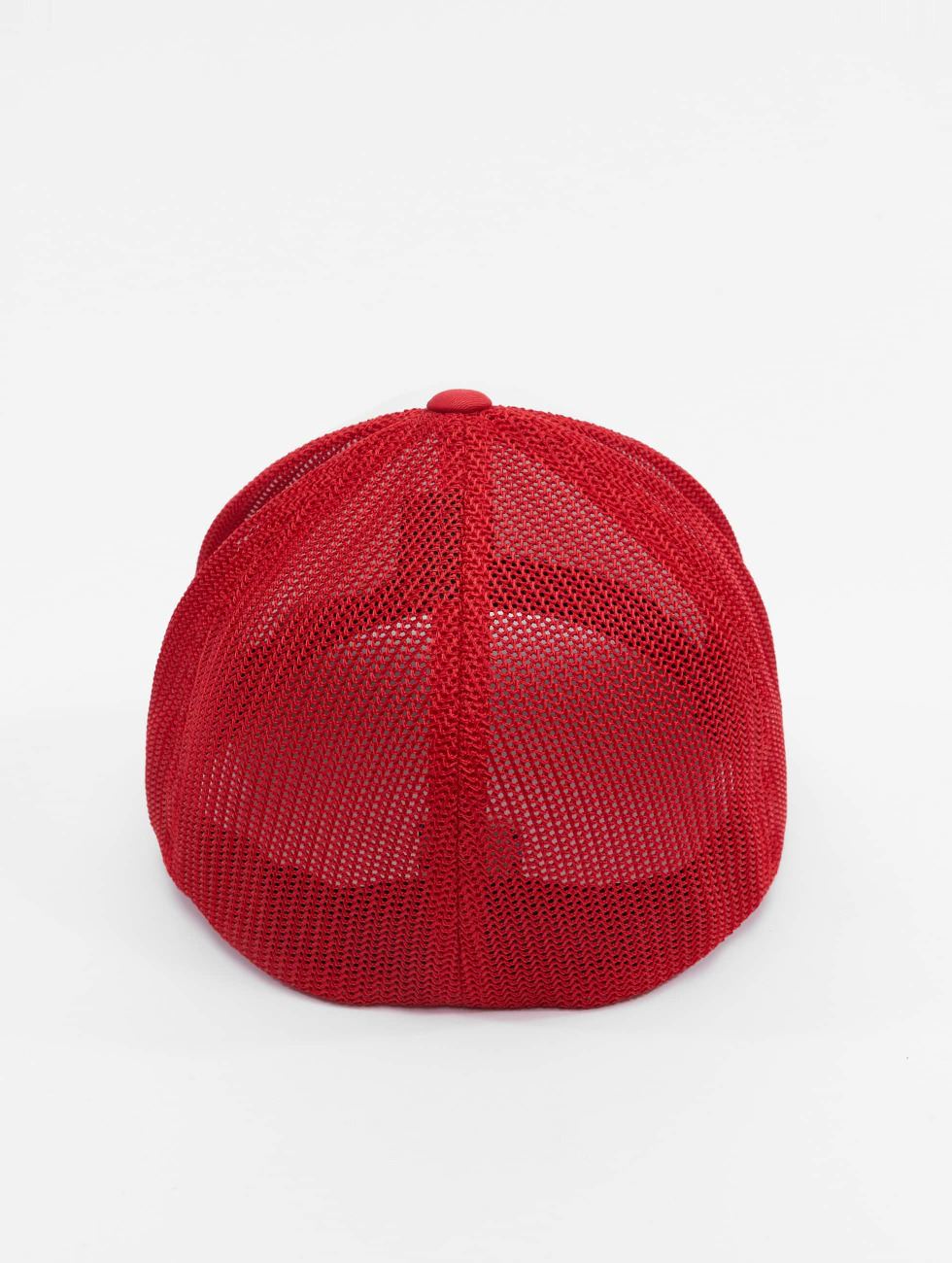 Flexfit Flexfitted Cap Mesh Colored Front rood