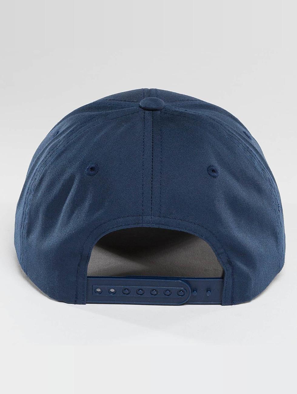 Flexfit Snapback Cap Curved Classic blue