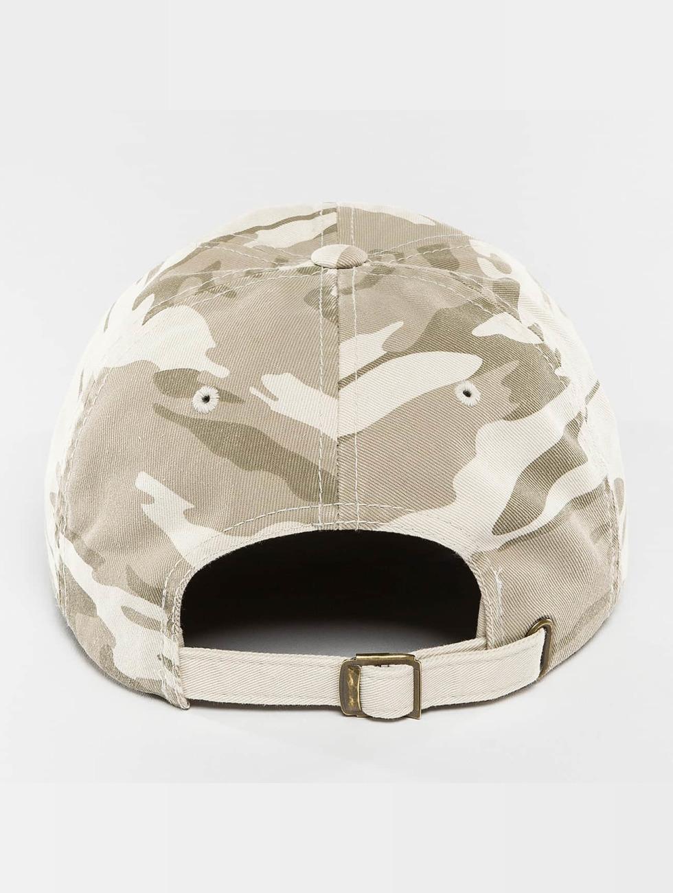 Flexfit Snapback Cap Low Profile Camo Washed camouflage