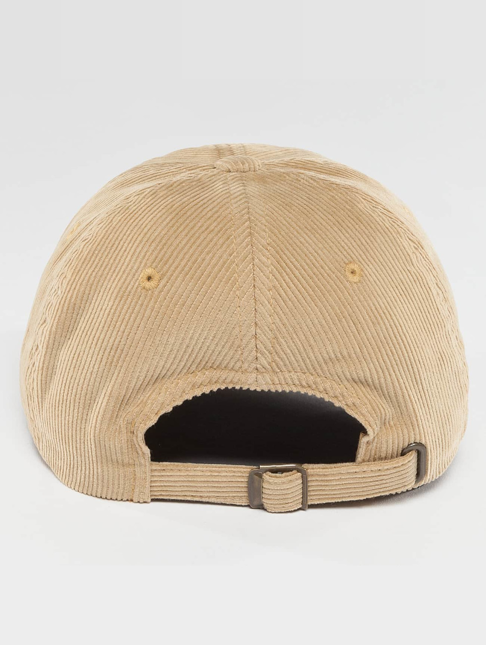Flexfit snapback cap Low Profile Corduroy Dad khaki