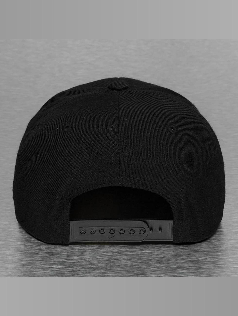 Flexfit Snapback Cap Metallic Visor rot