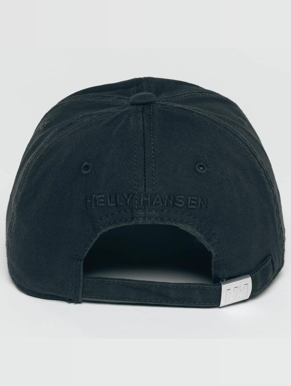 Helly Hansen Snapback Caps Logo niebieski
