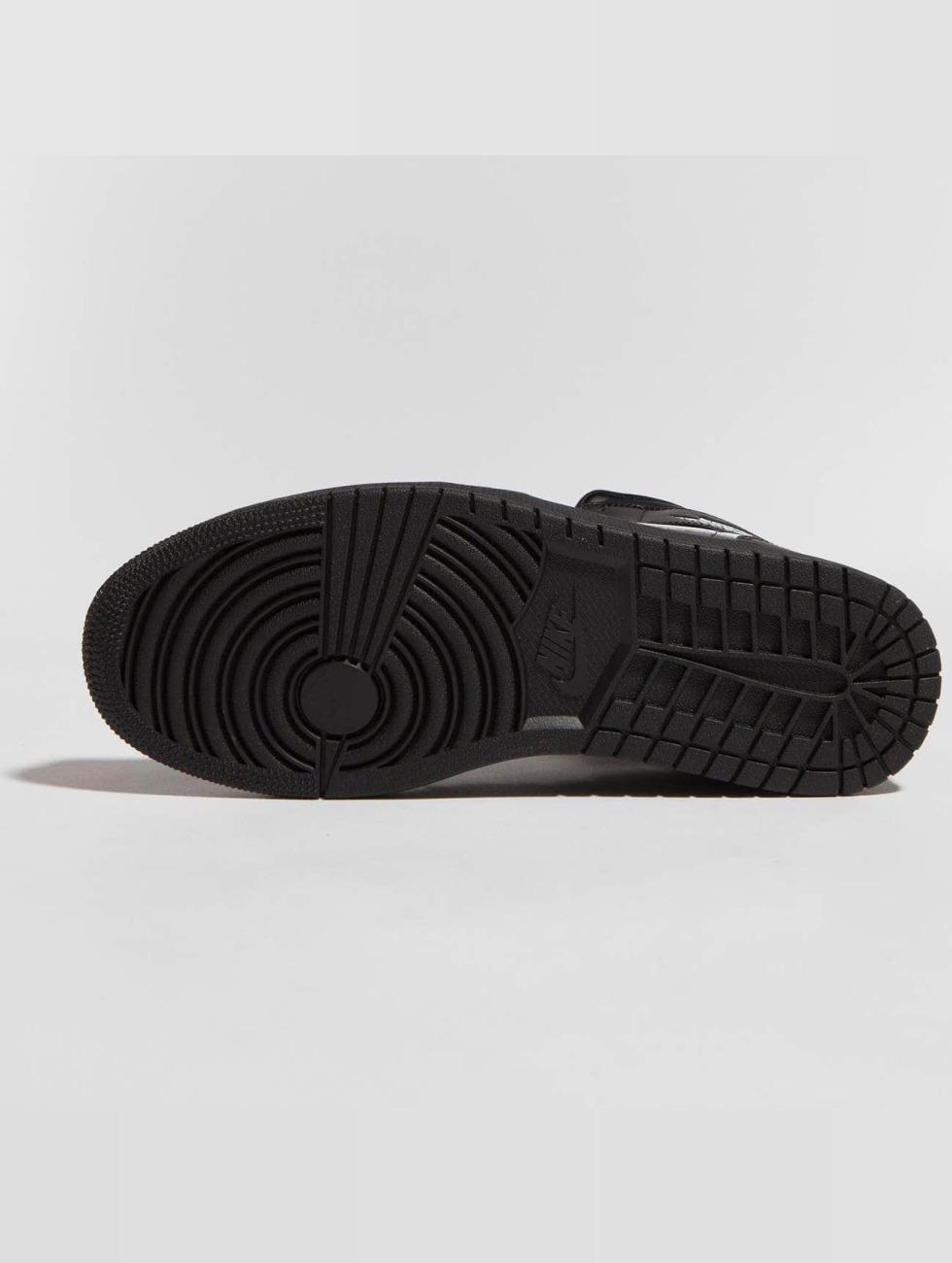 Chaussure Jordan / Chaussure 1 Mid Noir 444 673 Vente Pas Cher Édition Limitée 2018 Prix Pas Cher Commander En Ligne Pas Cher Liquidations Nouveaux Styles KYmmSv