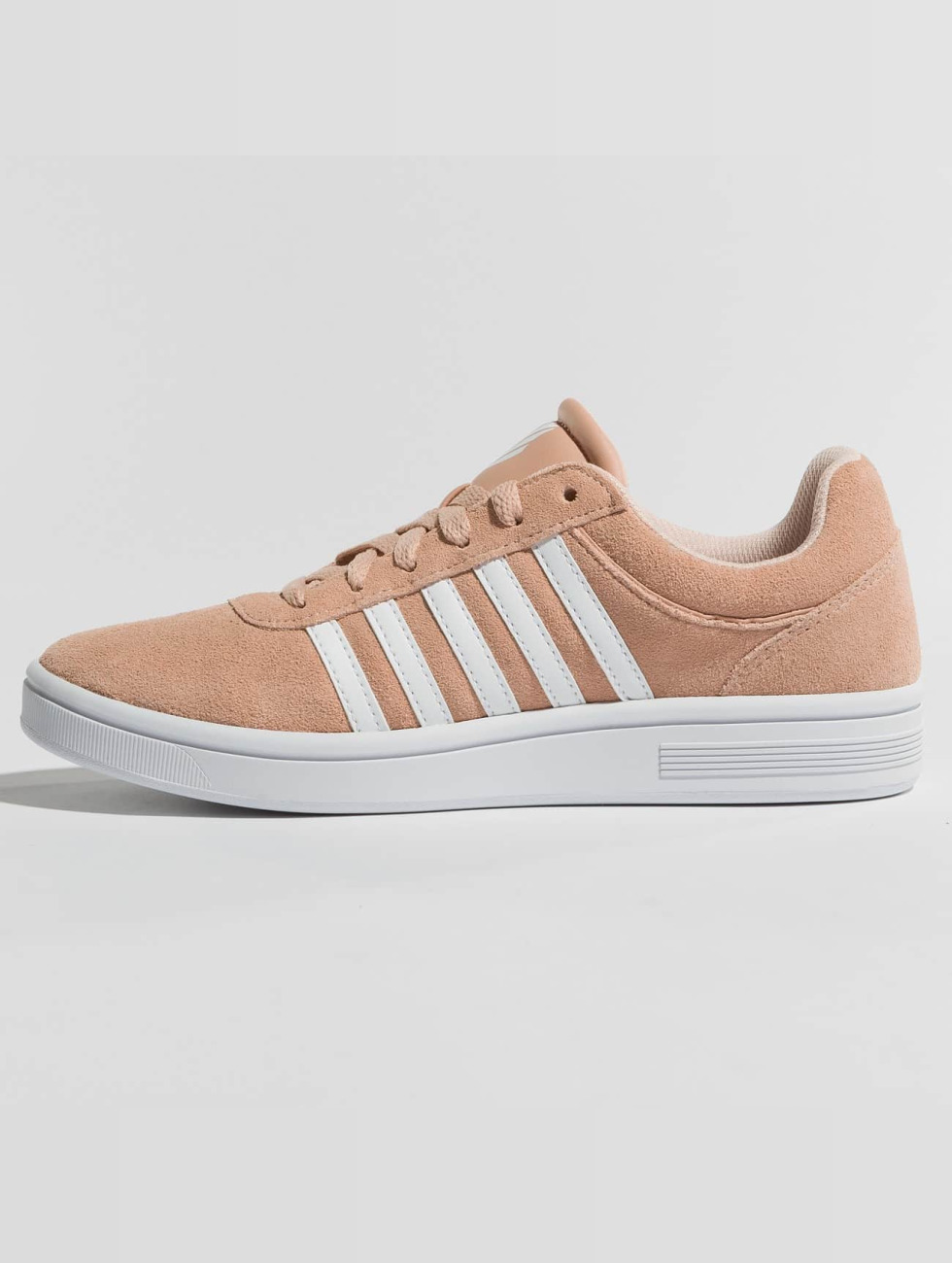 Goedkope Koop Beste Winkel Te Krijgen Korting Bezoek Nieuw K-Swiss schoen / sneaker Court Cheswick SDE in rose 422822 Supply Te Koop sxHJkjj7c9