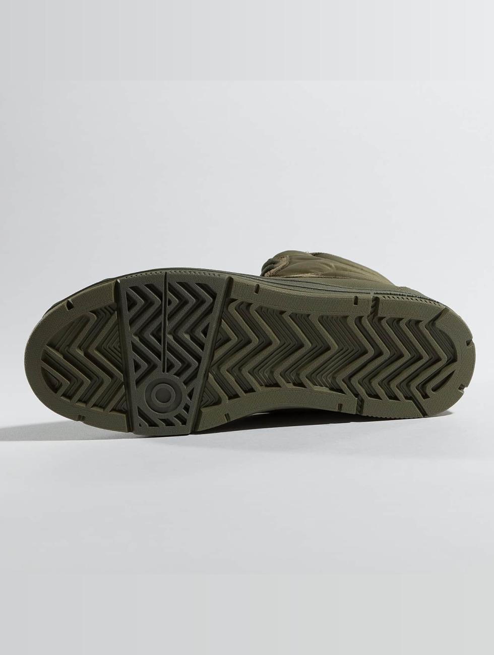 K1X Sneaker Shellduck oliva