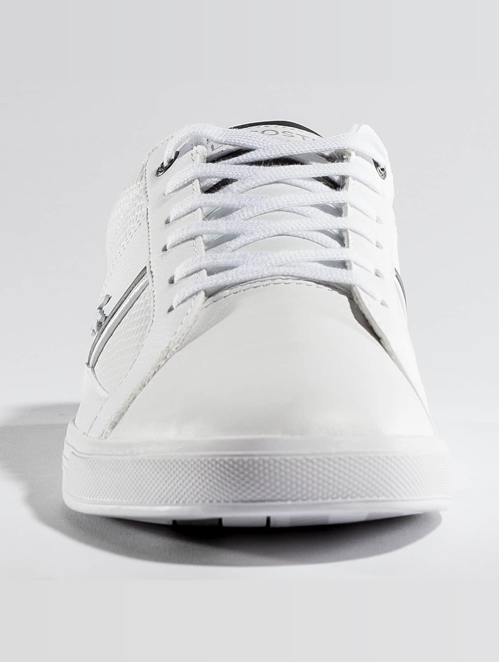 Outlet Classic Discount Erg Goedkoop Lacoste schoen / sneaker Europa 417 SPM in wit 336322 Outlet Eastbay Kopen Goedkope Uitstekend Klaring Buy yh8KnCK