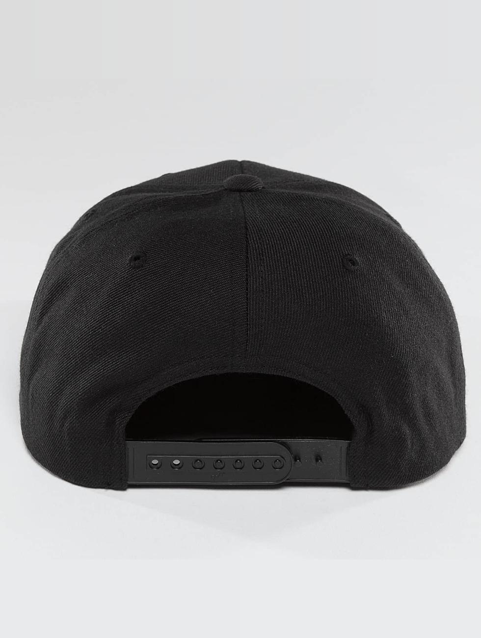 Mister Tee Snapback Cap S.I.N.N. schwarz