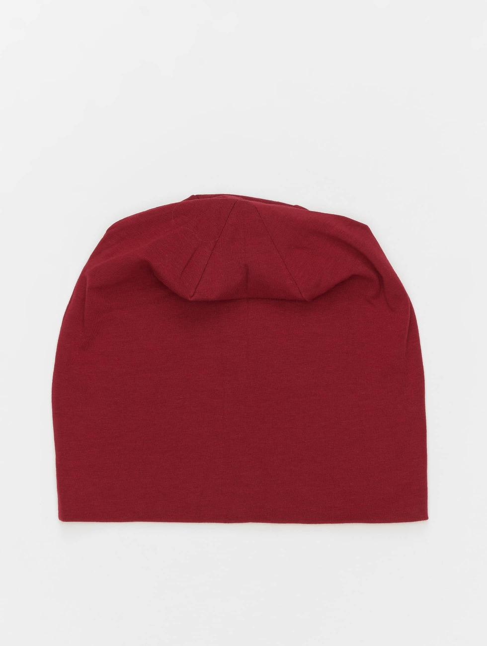 MSTRDS шляпа Jersey красный