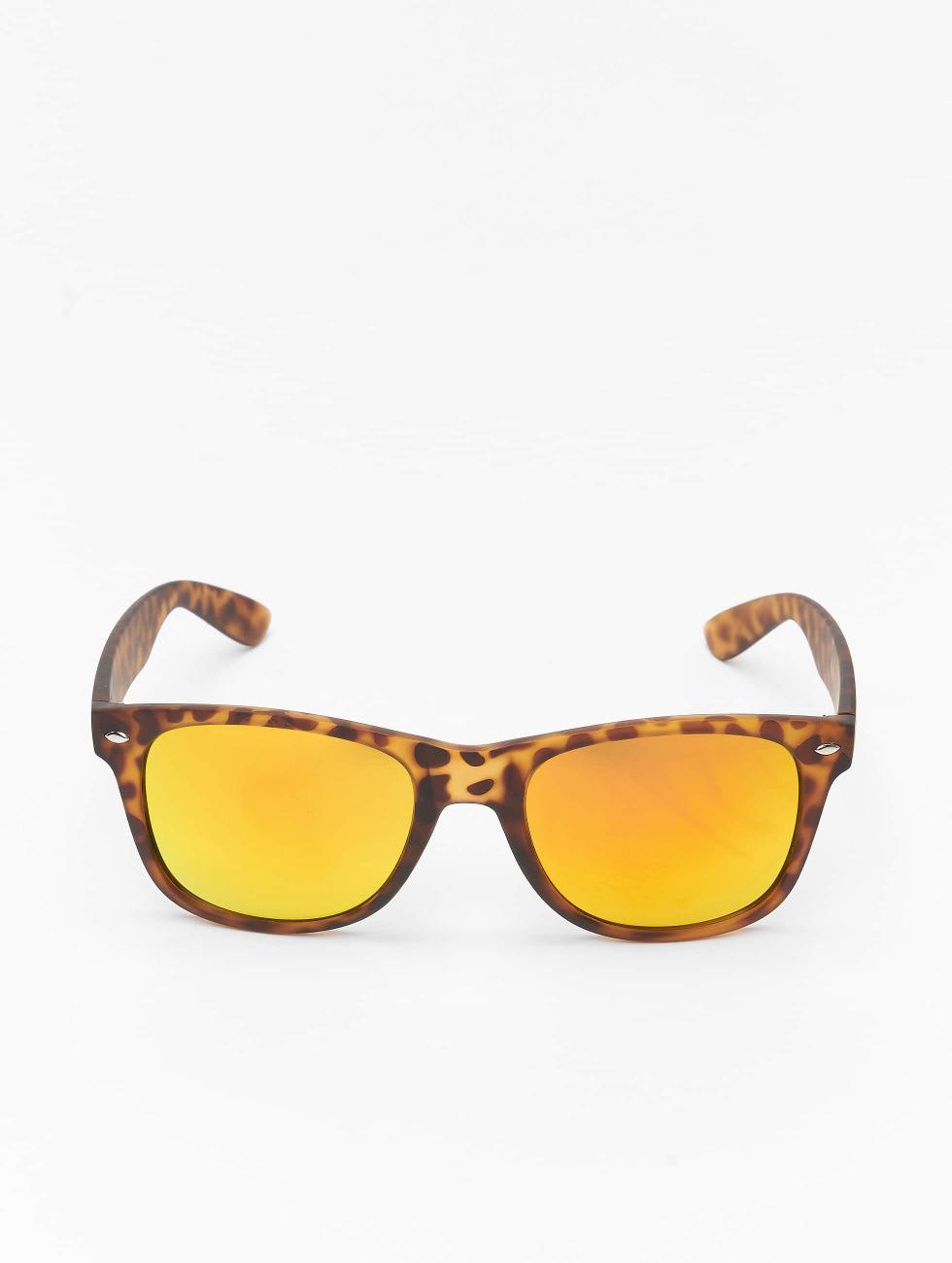 MSTRDS Sonnenbrille Likoma Mirror braun