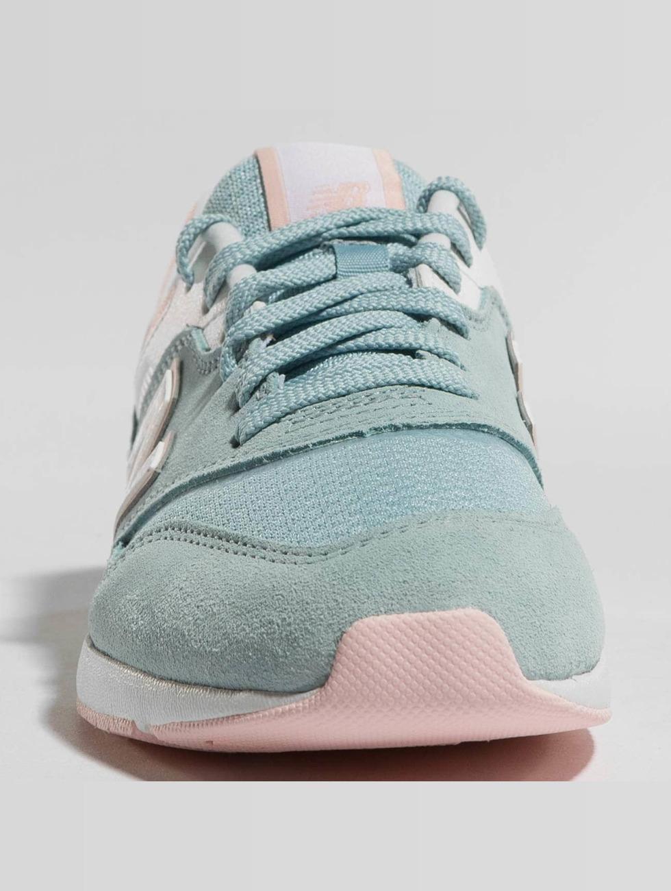 New Balance sneaker 697 blauw