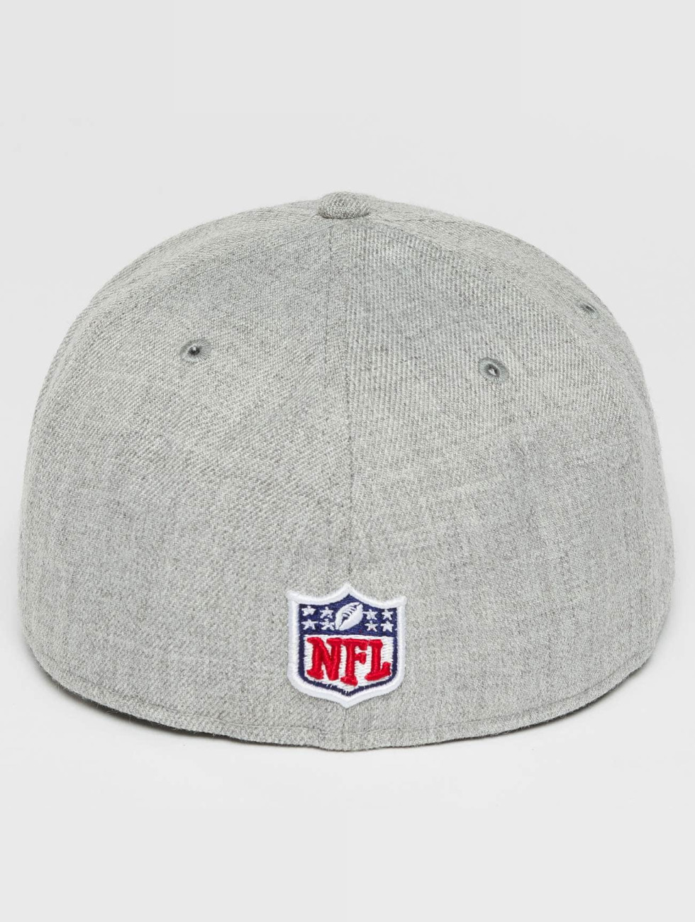 New Era Fitted Cap New England Patriots 59Fifty szary