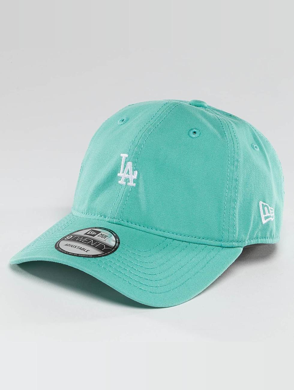 New Era Snapback Cap Pastel Micro LA Dodgers 9Twenty türkis