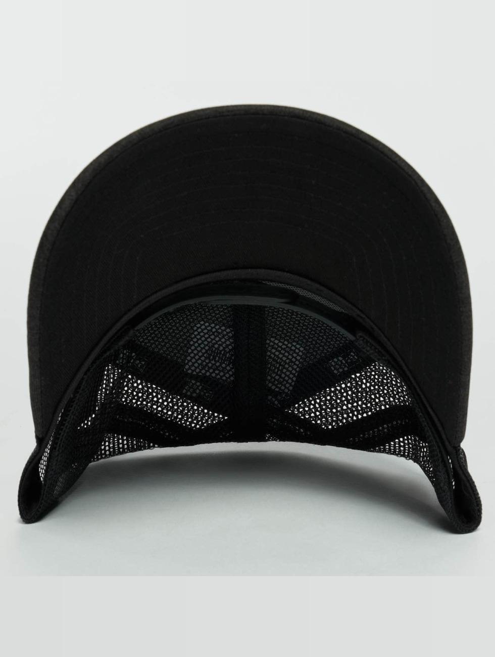 New Era Trucker Caps Concrete Jersey Batman czarny