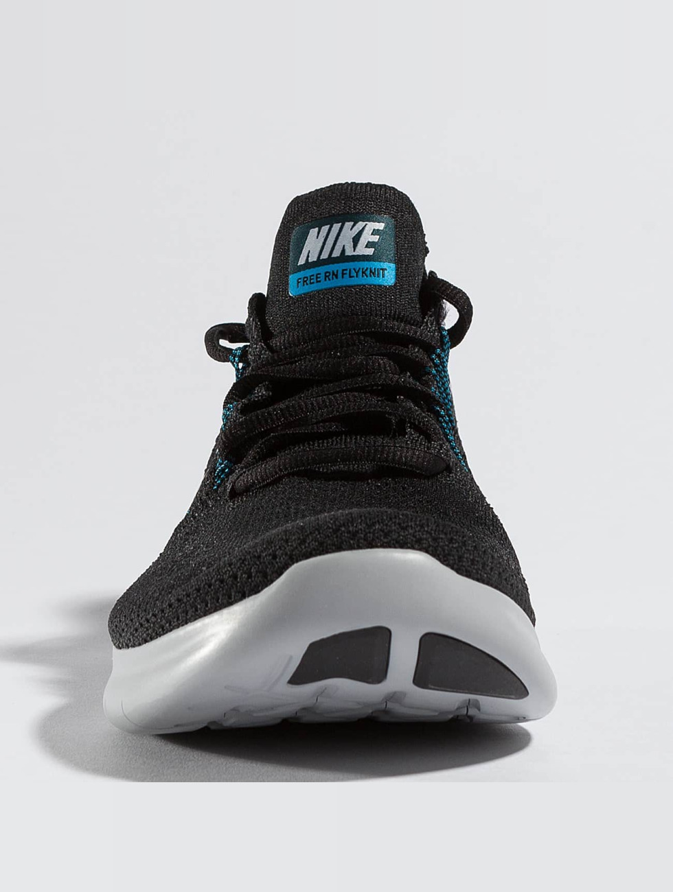 Nike Performance Sneakers Free RN Flyknit 2017 èierna