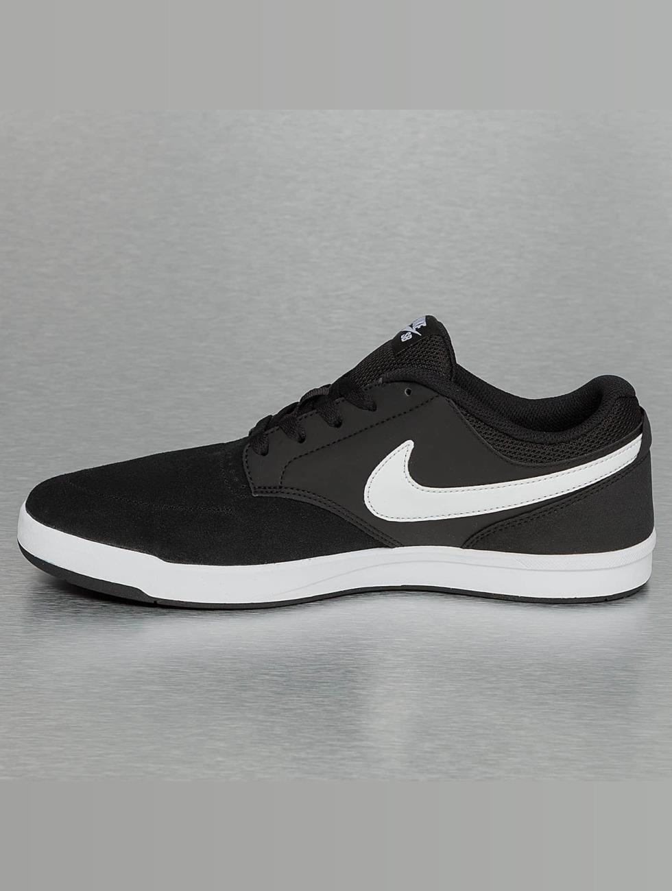 Nike Sb Sko / Sneaker Sb Fokusering Skateboarding Sort 289090 Gode Avtaler Nyeste Billig Pris Salg Beste Stedet i4FCjP