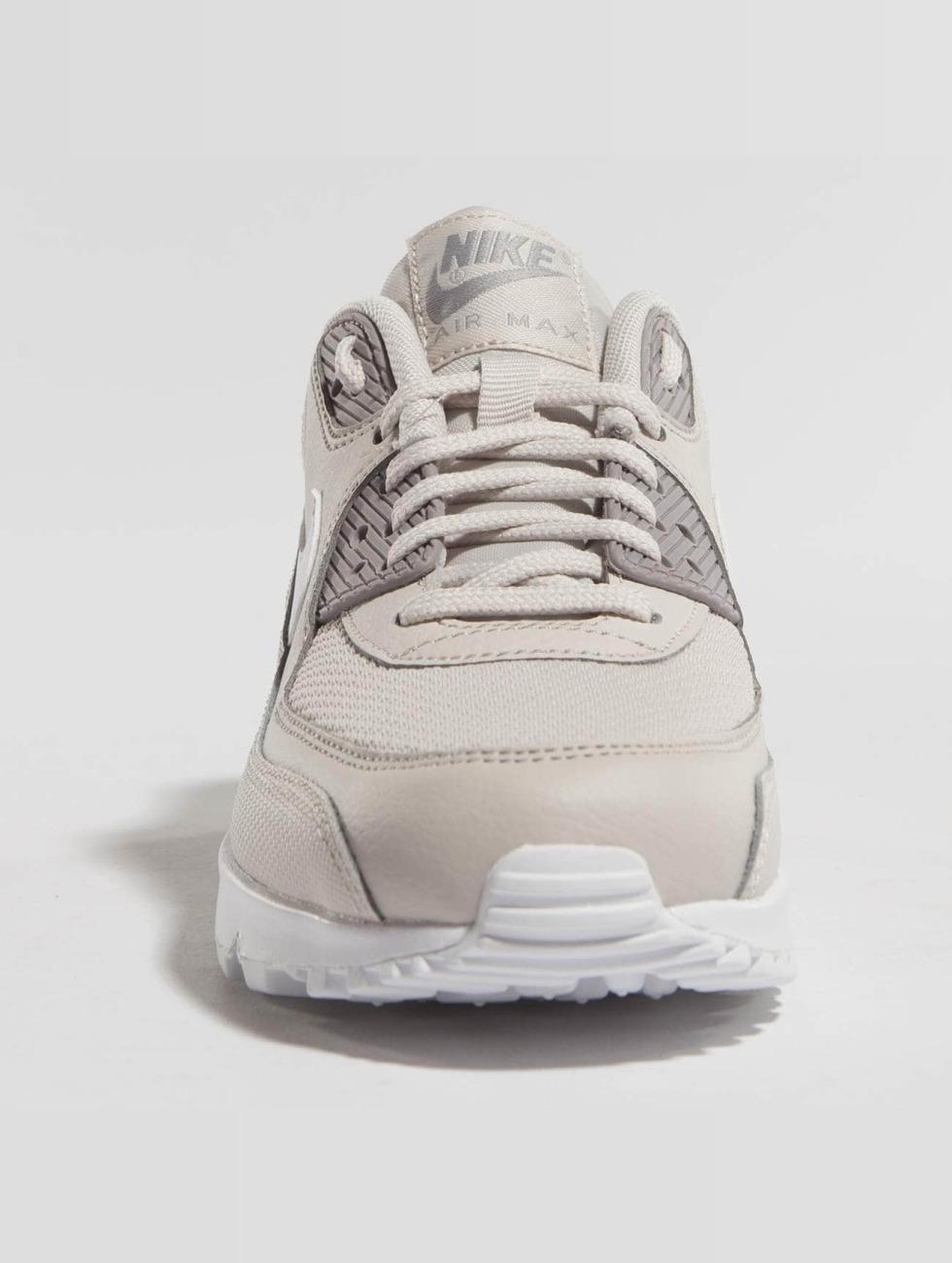 Nike Pattino / Sneaker Air Max 90 Beige 443.055 waNfzu