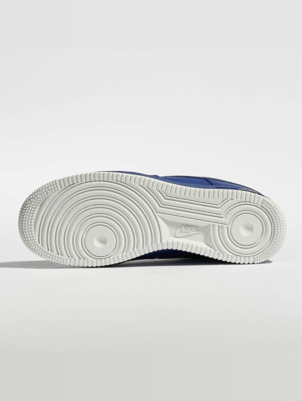 Nike Scarpa / Sneaker Air Force 1 '07 In Blu 444.986 3vb2lV3m