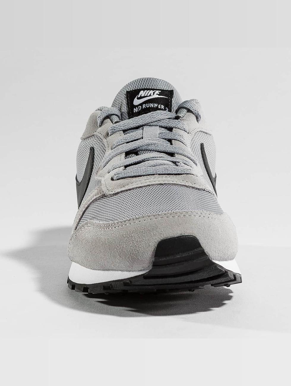 Nike Scarpa / Sneaker Md Corridore 2 In Grigio 422.065 GpecwC8