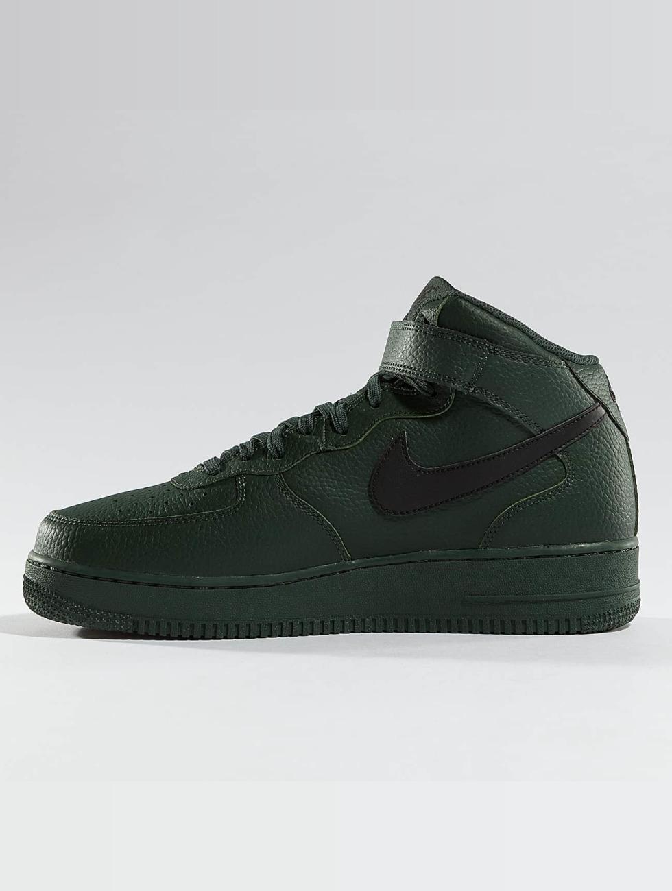Nike Scarpa / Sneaker Air Force 1 Mid '07 In Verde 421.942 UEmj8