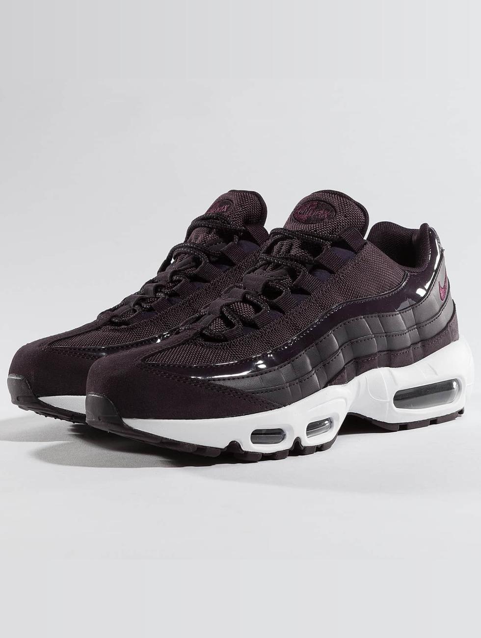 Nike schoen / sneaker Air Max 95 in rood 376337 Korting Verhandelbare zCgUMhK