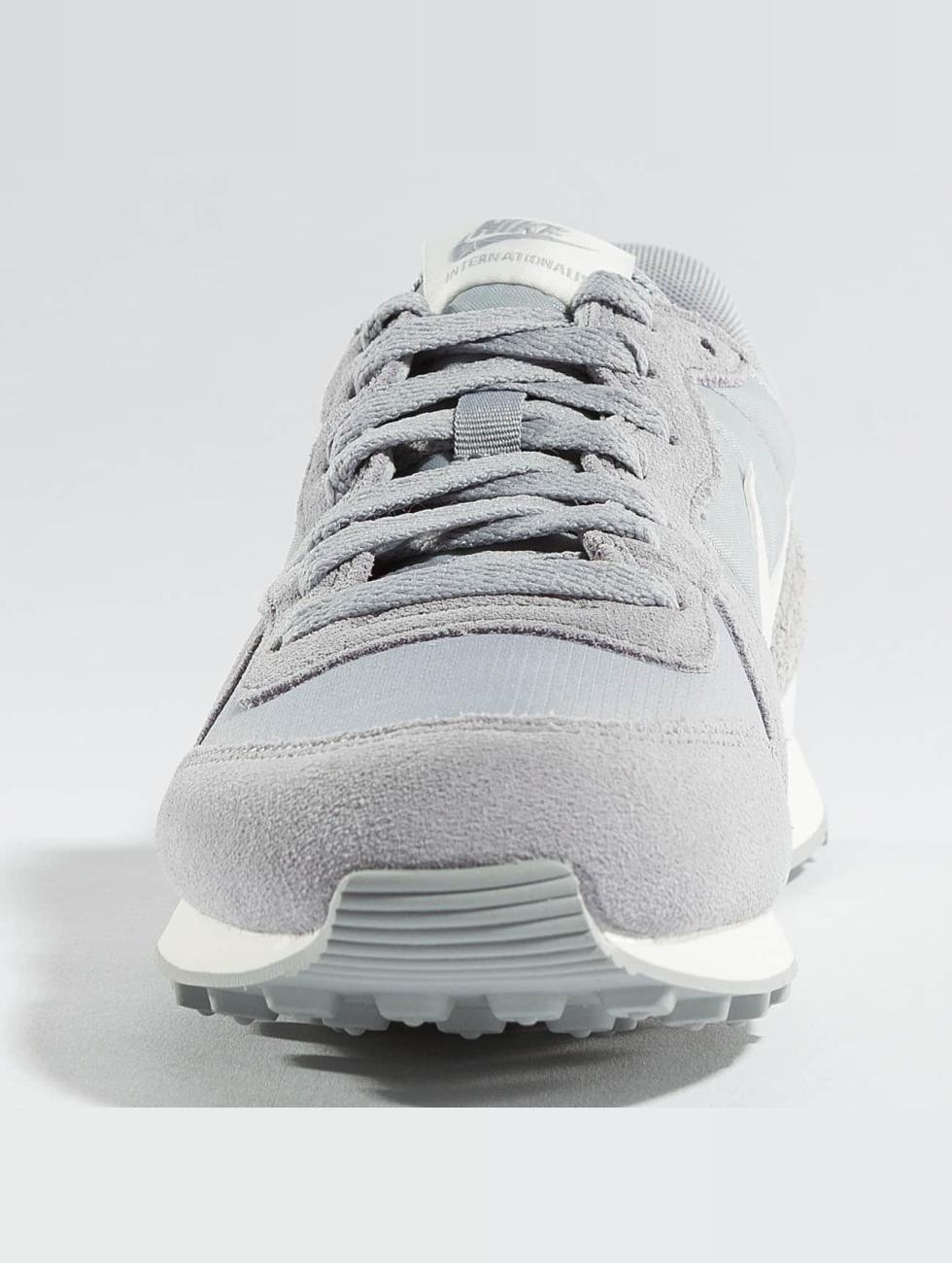 Verkoop Goedkope Gratis Verzending Originele Nike schoen / sneaker Internationalist in wit 416756 OvxBKO6