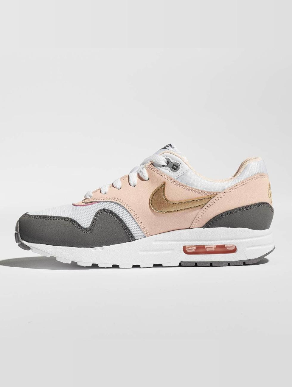 Warm Te Koop Goedkope Online Nike schoen / sneaker Air Max 1 in wit 441772 Winkelen Voor Goedkope Winkel Aanbod 7jzGx91