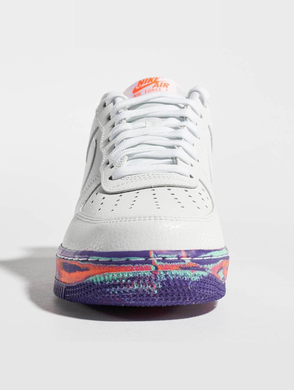 Nike schoen / sneaker Air Force 1 `07 LV8 in wit 445291 Genieten Van Goedkope Prijs xheUy