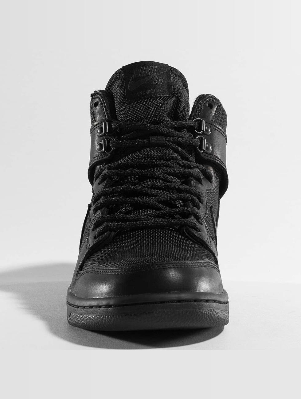 Goedkoopste Goedkope Online Goedkope Online Winkel Manchester Nike schoen / sneaker SB Dunk Hi Pro Bota in zwart 382025 Footaction Te Koop Aaa Kwaliteit I4Zxi
