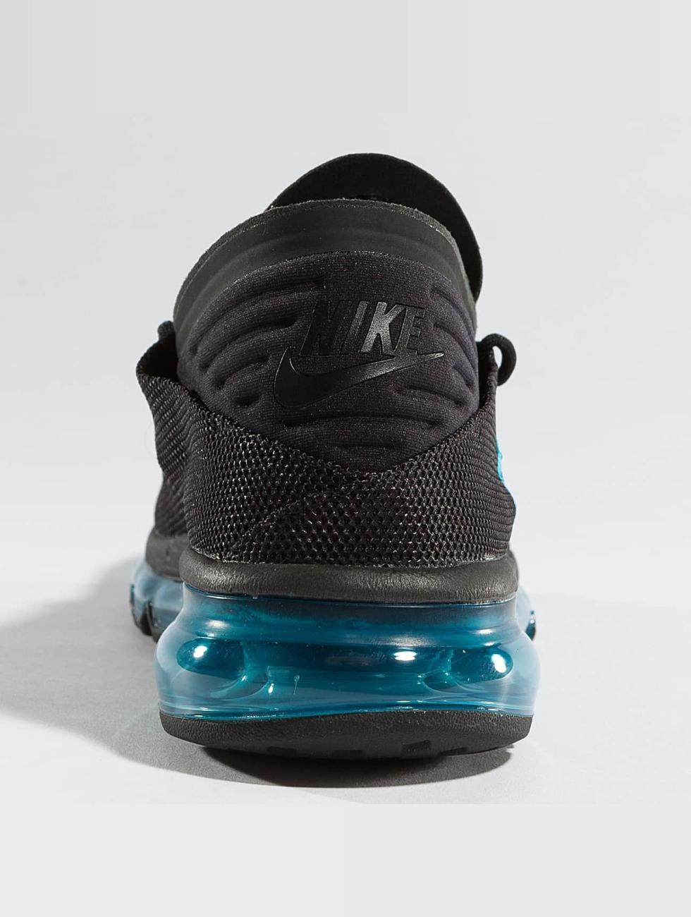 Nike Chaussure / Basket Flair Air Max En Noir 422 535 100% Garanti 9YGvu