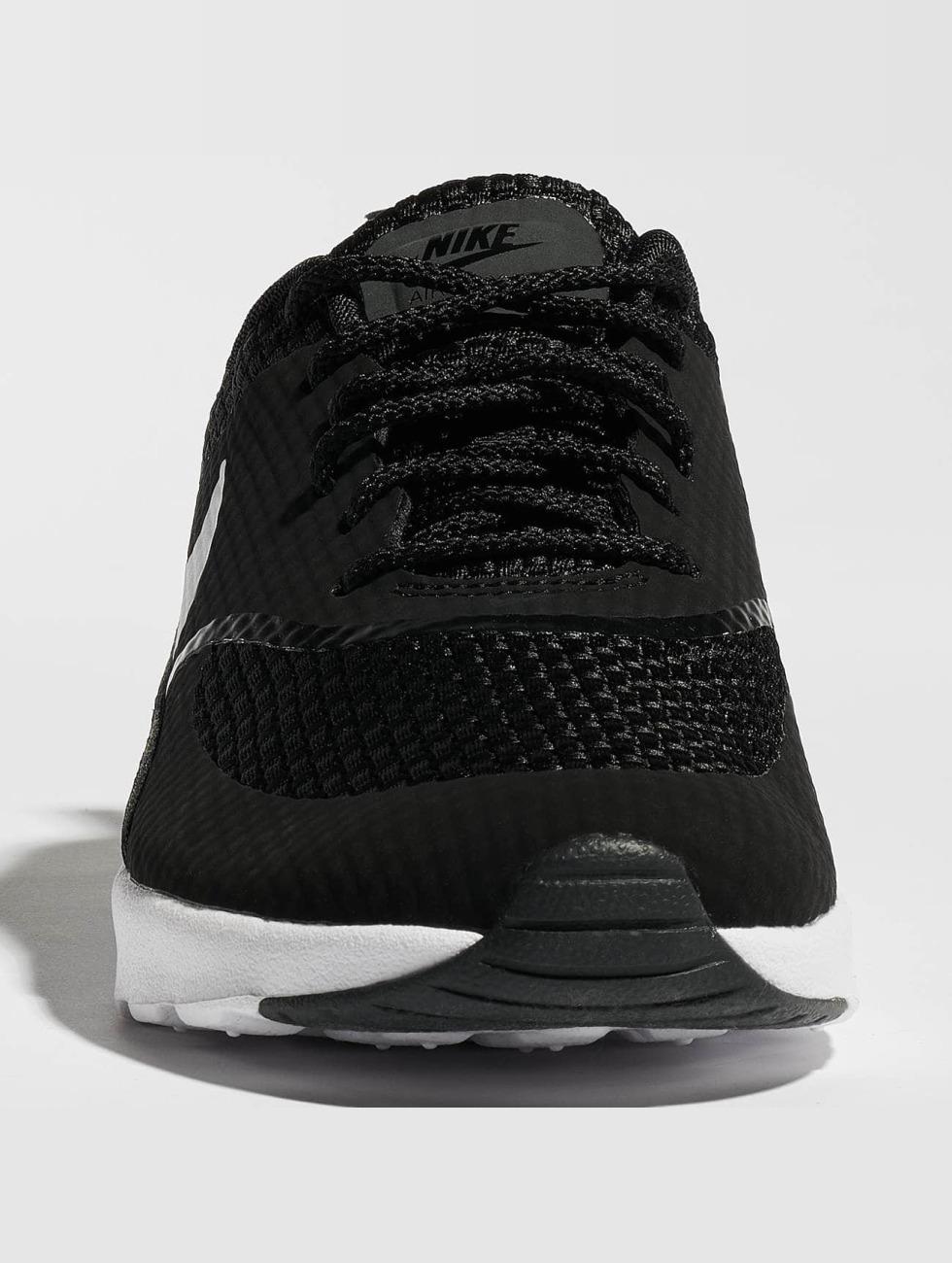 Nike Chaussure / Basket Air Max Thea Premium Noir 442949 Livraison Gratuite Avec Mastercard bUR3U