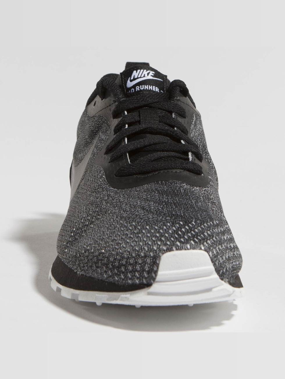 Kortingscodes Echt Goedkoop De Grootste Leverancier Van Online Te Koop Nike schoen / sneaker MD Runner II in zwart 444140 Verkoop Comfortabele JI4hY6
