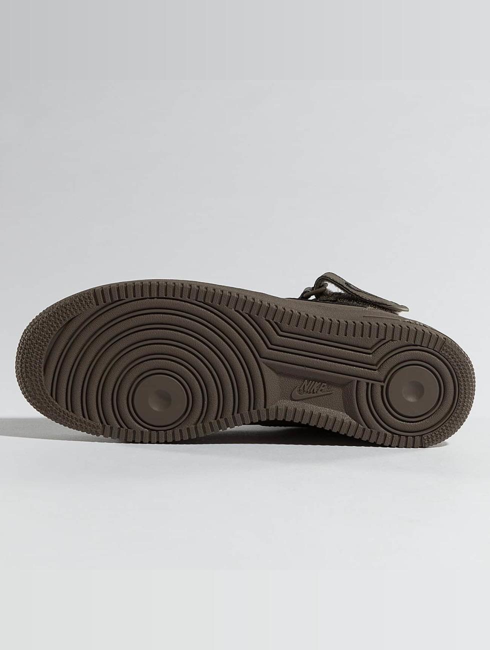 Nike Sneakers Air Force 1 Mid '07 brown