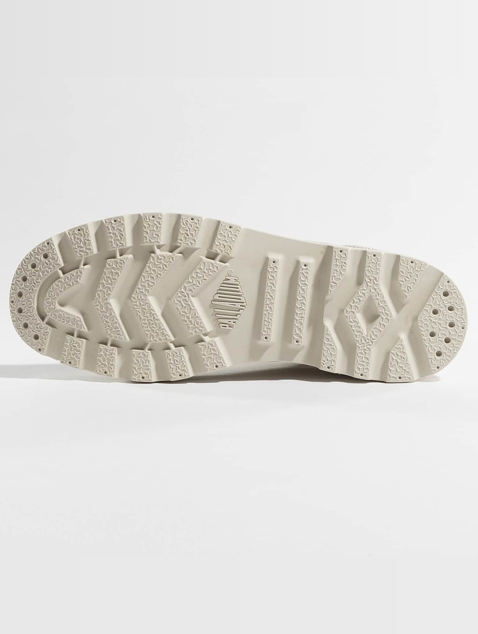 Palladium Kozaki Pampa Hi Knit LP Boots bezowy