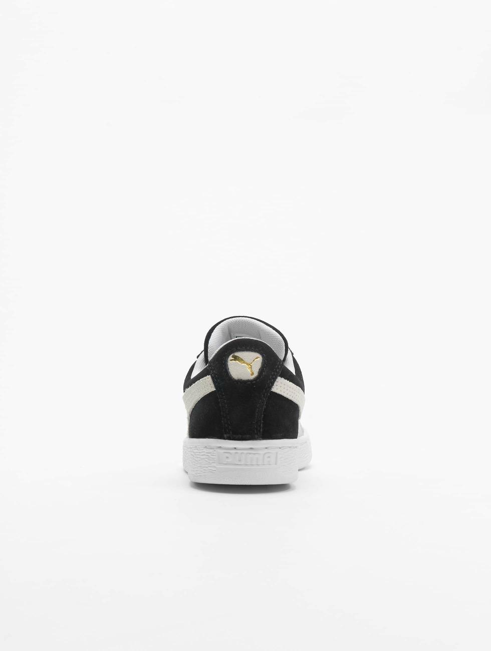 Puma Scarpa / Sneaker In Camoscio Nero Classico 228 483 8LU6qPsY9