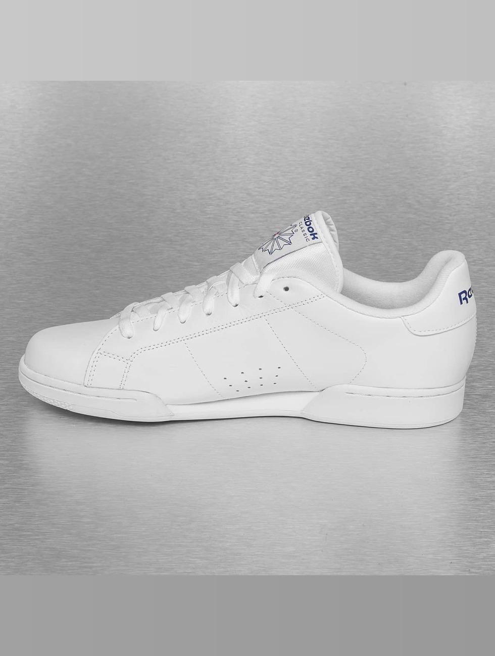 Roebuck Pattino / Sneaker Ii Npc In Bianco 131.367 LhzDv