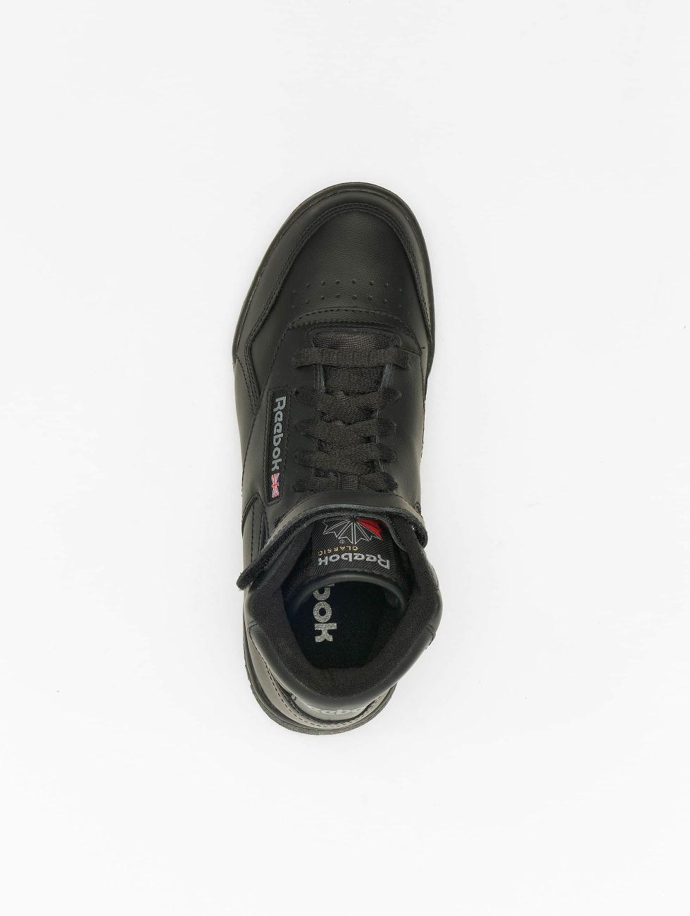 Chaussures Reebok / Baskets Salut Chaussures De Basket-ball De Exofit Noir 5023 Dernières Collections Vente En Ligne QU4XDbve0