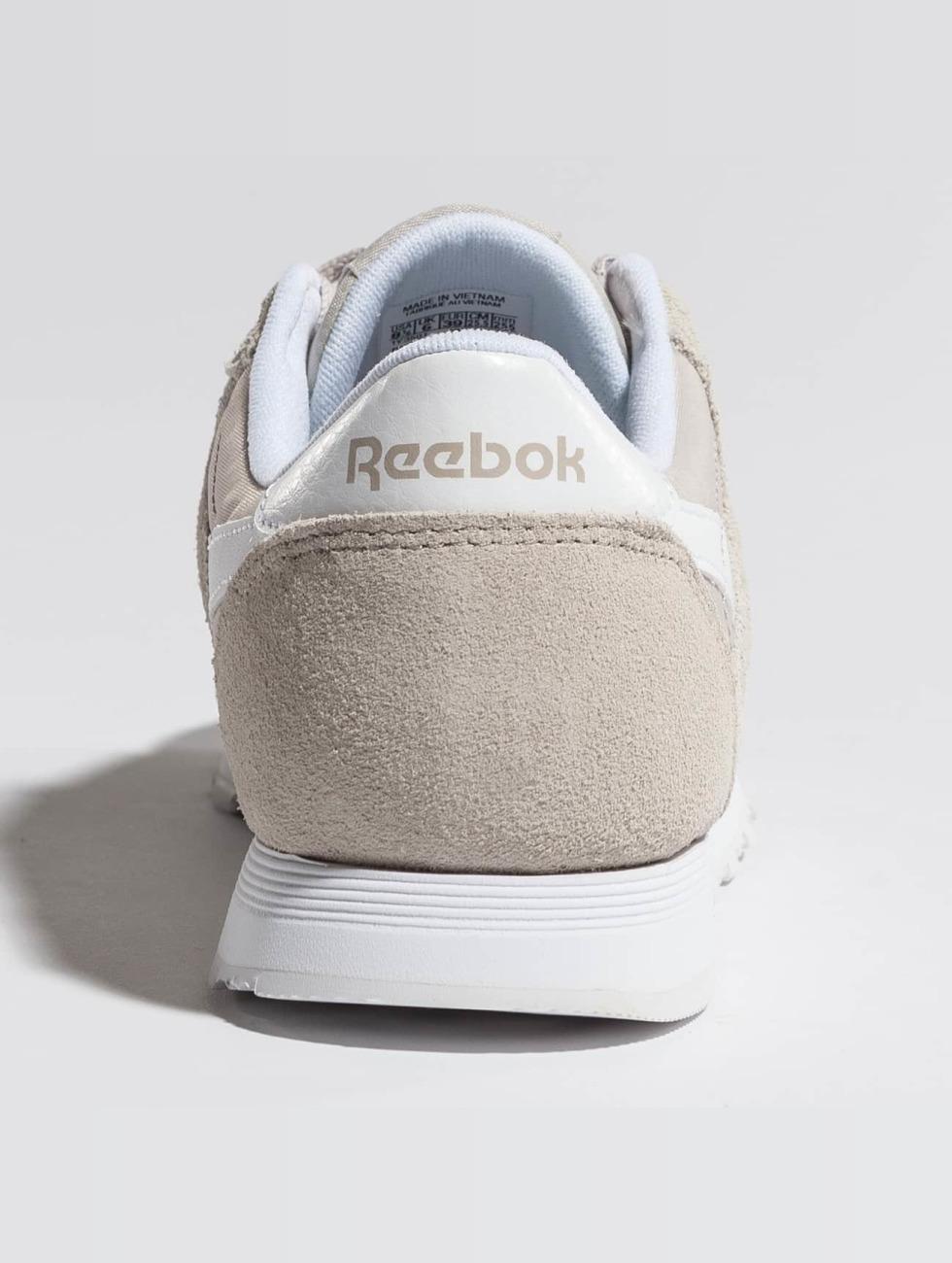 Reebok Sneakers Classic Nylon Neutrals bezowy