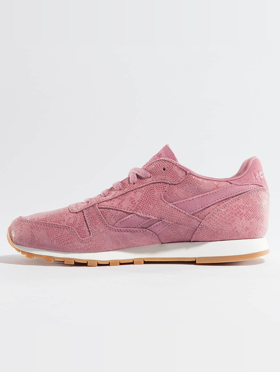 Reebok Sneakers Classic Leather Clean Exotics rózowy