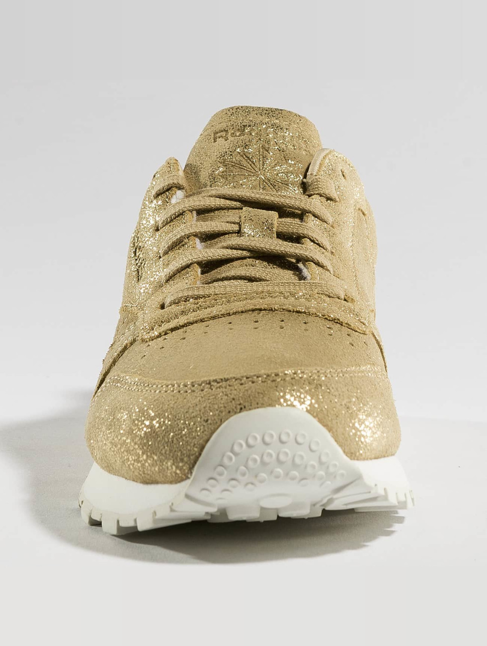 Reebok Sneakers Classic Leather Shimmer zloty