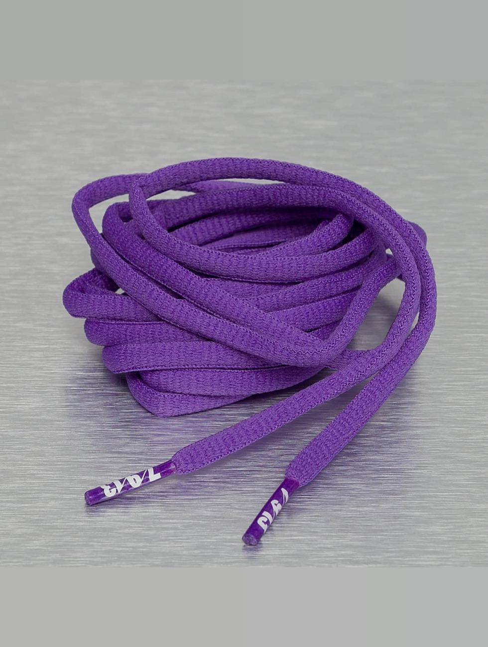 Seven Nine 13 Schnüsenkel Hard Candy Round violet