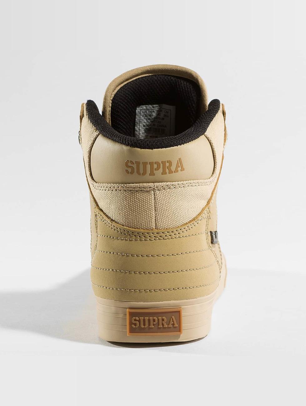 Supra schoen / sneaker Vaider in beige 395100 Gratis Verzending Betalen Met Visa YL1Hw